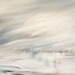Waterland  / Olieverf op doek